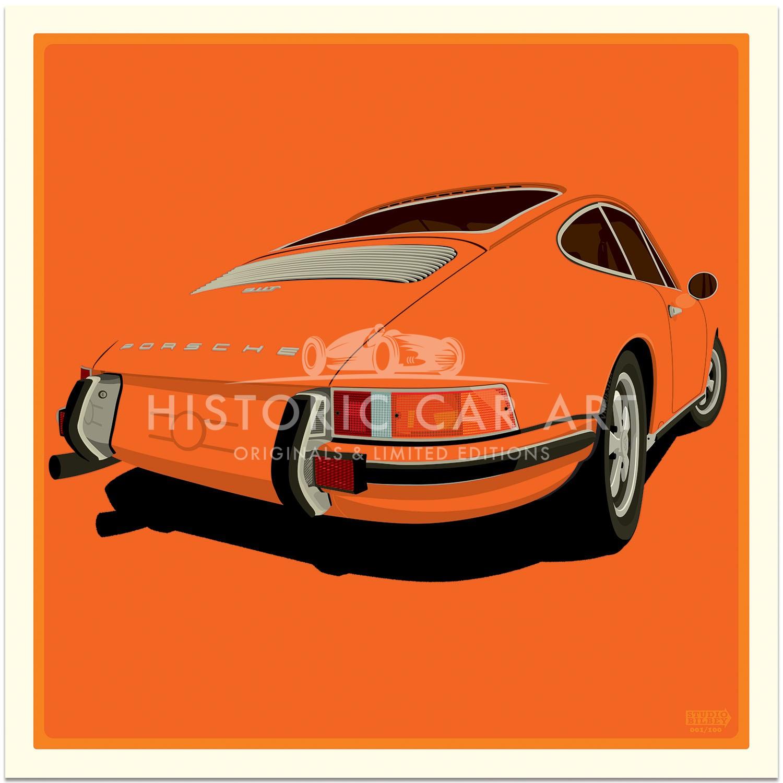 Studio BILBEY , Porsche 911 Rear